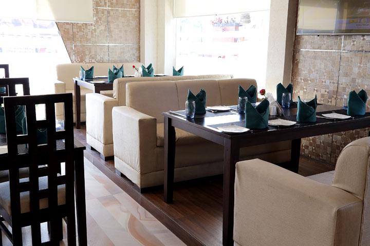 Ethnotel Dinning Space