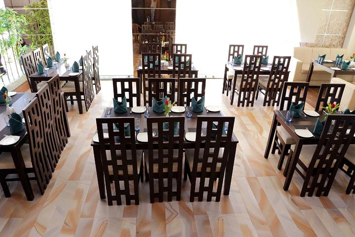 Ethnotel Dinning