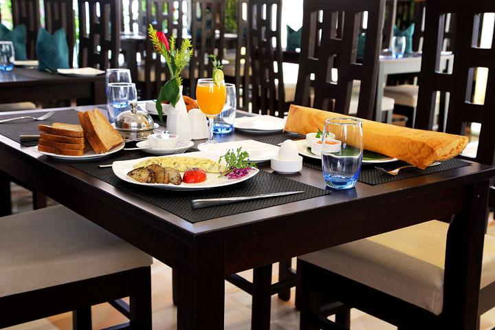 Ethnotel Elphin Jessore Multi Cuisine Restaurant Breakfast