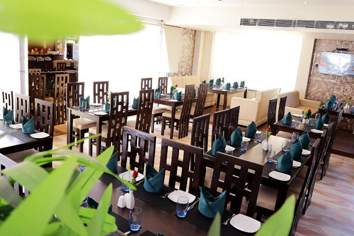 Ethnotel Elphin Jessore Multi Cuisine Restaurant