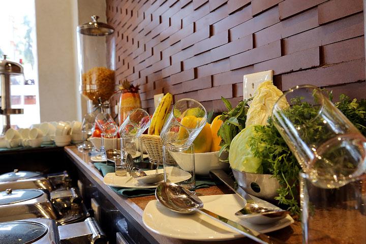 Ethnotel Fresh Fruits and Vegetables