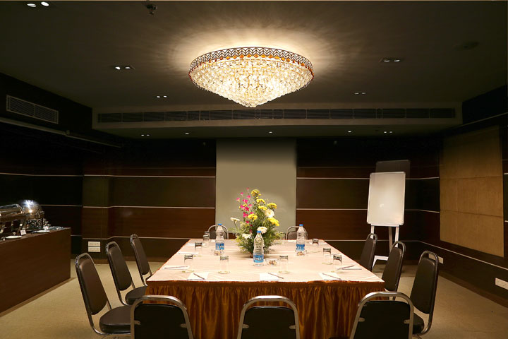 Ethnotel Hotel Business Meeting Hall