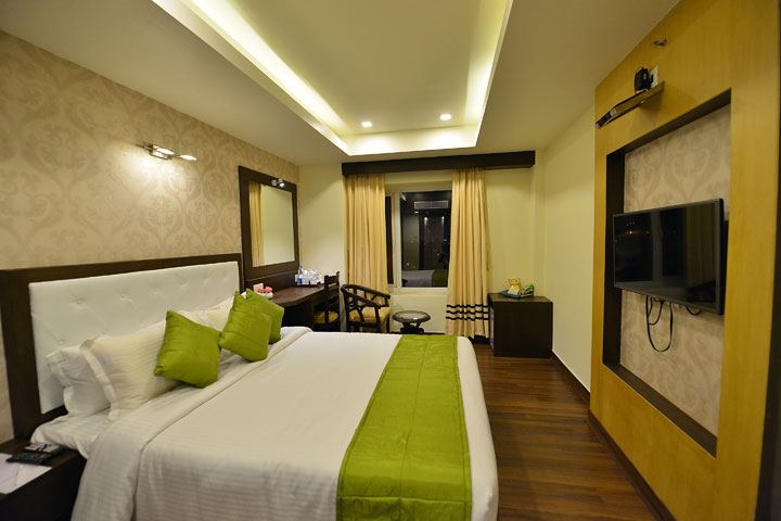 Ethnotel Hotel Deluxe Room