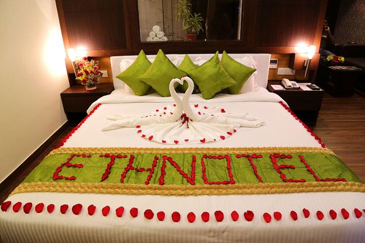 Ethnotel Hotel Empirica Decorations