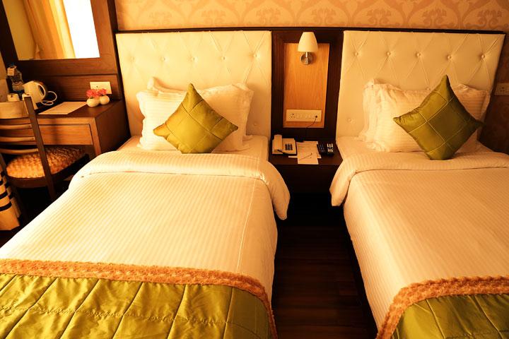 Ethnotel Hotel Standard Double Room