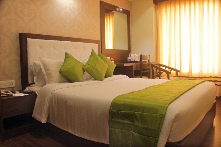 Ethnotel Hotel Standard Single Room