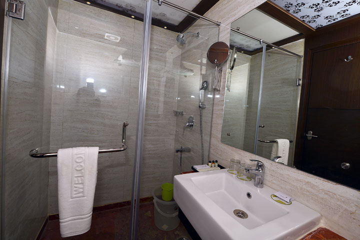 Ethnotel Rooms Bathroom