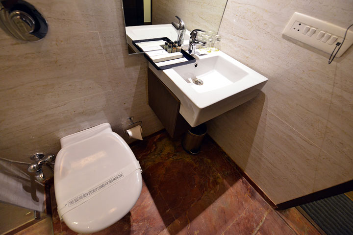 Ethnotel Rooms Toilet
