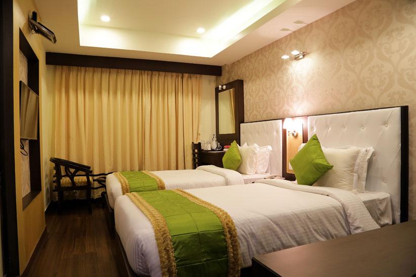 Ethnotel Standard Double Room