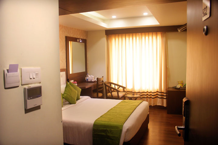 Ethnotel Standard Single Room View