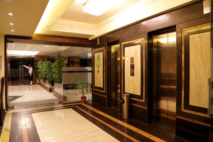 Ethnotel Hotel Corridor
