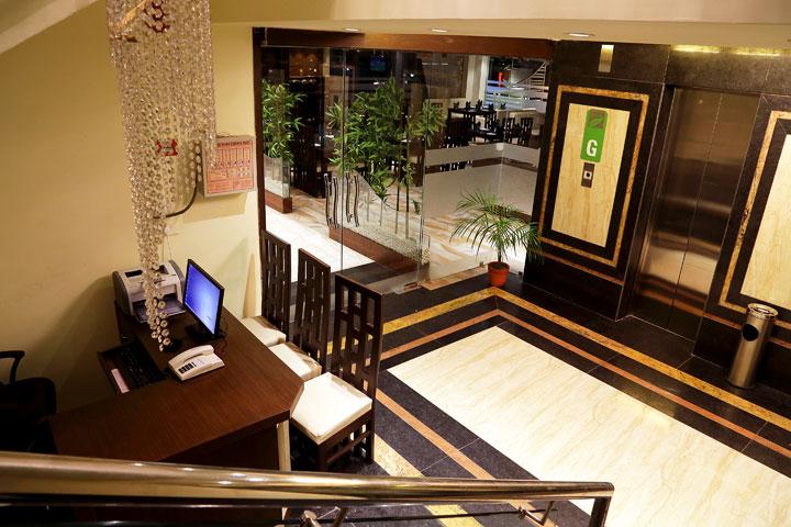 Ethnotel Hotel Inside View