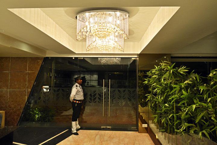 Ethnotel Hotel Inside