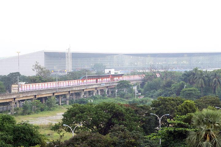 Ethnotel Hotel Location just few minutes away from biman bandar railway station