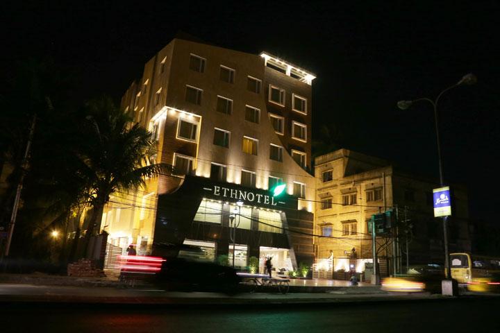 Ethnotel Hotel Night View