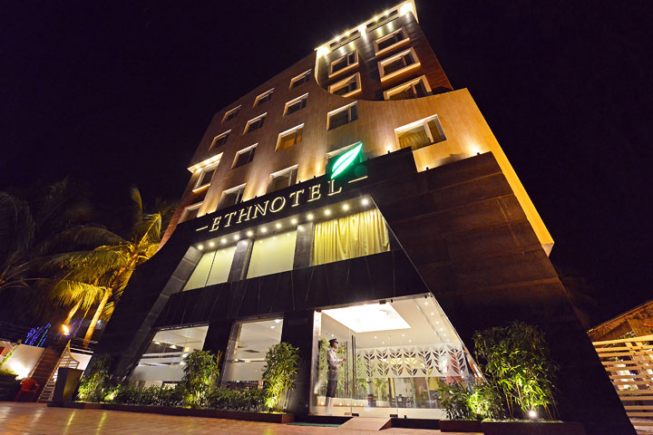 Ethnotel Hotel Night View
