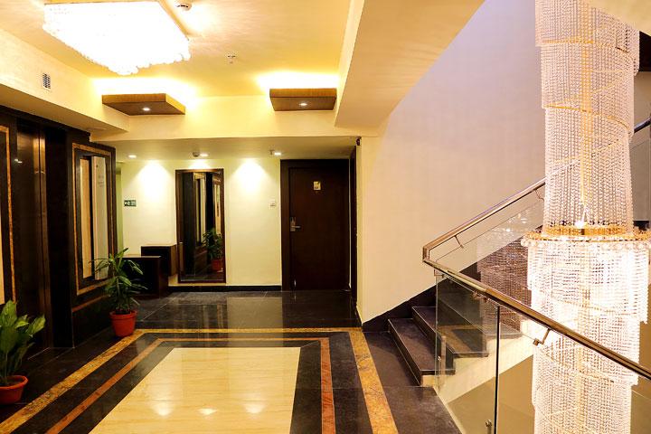 Ethnotel Hotel Stairs