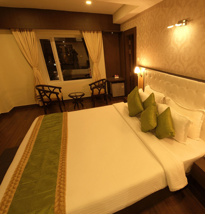 Deluxe Double Rooms of Ethnotel Hotel