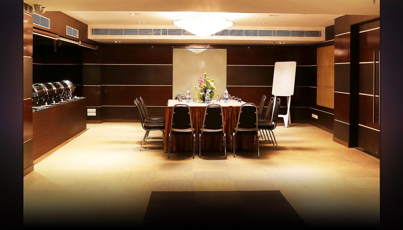 Ethnotel Hotel Banquet Hall