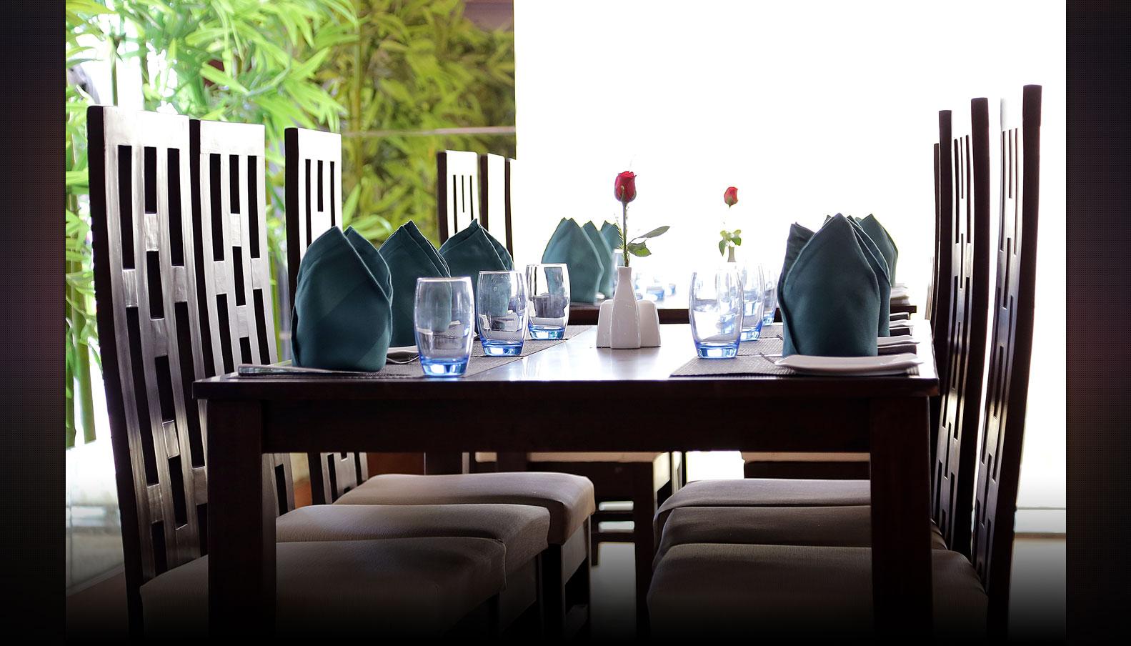 Ethnotel Hotel Multi-cuisine Restaurant