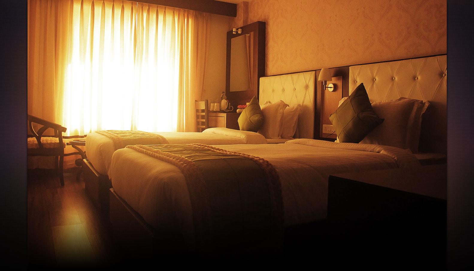 Ethnotel Hotel Standard Room